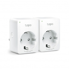 TP-link Tapo P100(2-pack) WiFi chytrá zásuvka, 10A
