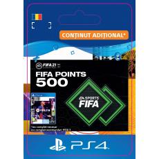 ESD RO -  FUT 21 – FIFA Points 500
