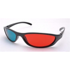 PRIMECOOLER PC-AD5 3D GLASSES Blue/Red