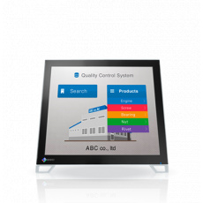 "17"" LED EIZO FDS1782T-1280x1024,USB,CAP,10TP"