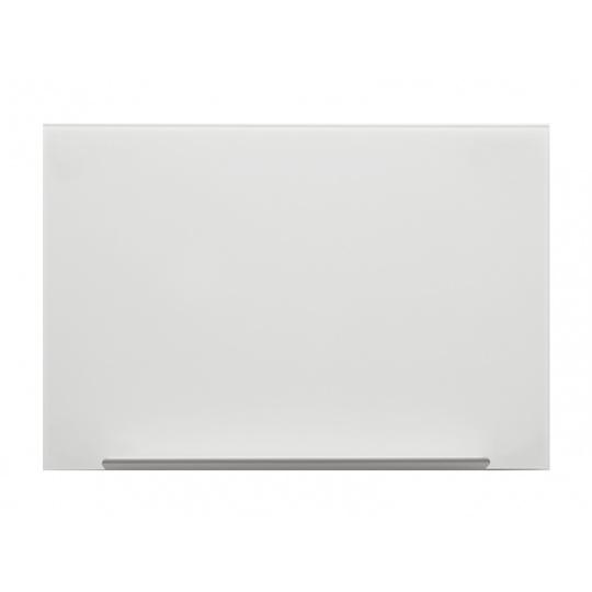 Skleněná tabule Diamond glass 99,3x55,9 cm, white