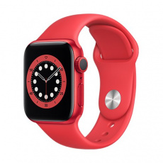 Watch S6, 40mm, PRODUCT(RED)/PRODUCT(RED) SportB