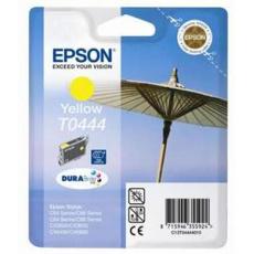 EPSON yellow C64/C66/C84/C86/CX3650/CX6400 HiCap  T0444 DURABrite