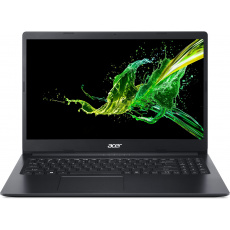 "Acer Aspire 3, A315-22-44FJ, 15.6"" FHD, AMD A4-9120E, 8GB, 256GB SSD, Windows 10, černý"