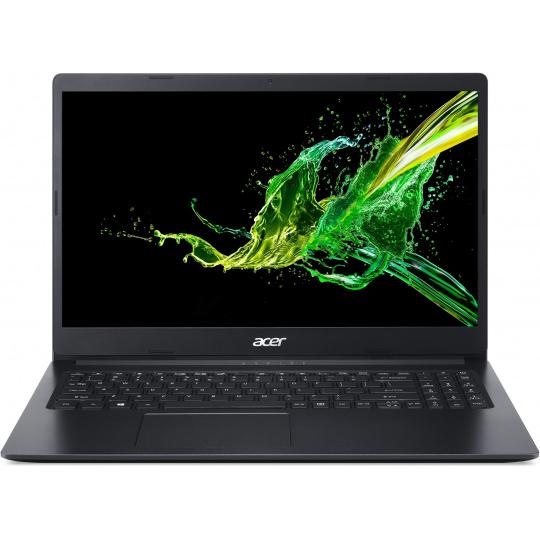 "Acer Aspire 3, A315-22-44FJ, 15.6"" FHD, AMD A4-9120E, 8GB, 256GB SSD, Windows 10, černý"