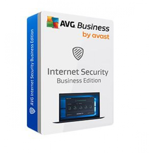 AVG Internet Security Business, 15 lic. /24 m.