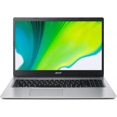 "Acer Aspire 3, A315-23-A5B9, 15.6"" FHD, AMD ATH3020e, 4GB, 128GB SSD, Windows 10, stříbrný"