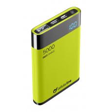 PB Cellularline Manta HD,5000 mAh,USB-C, zelená
