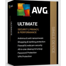 Renew AVG Ultimate for Windows 1 PC, 3Y