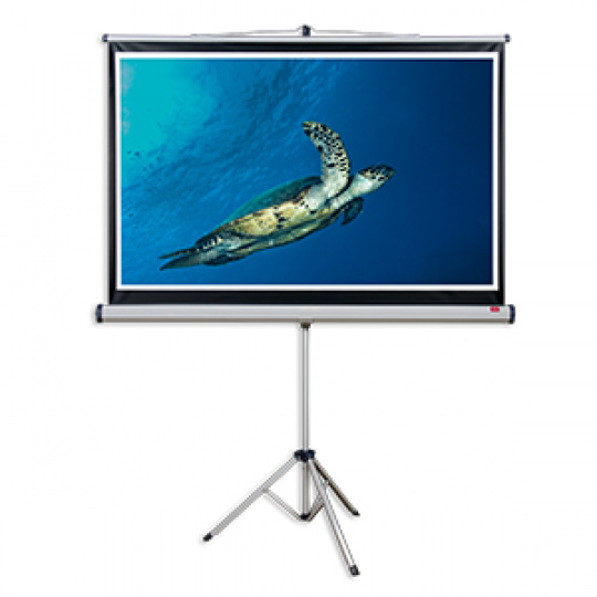 Projekční plátno se stativ NOBO, 200x131cm (16:10)