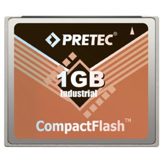 Industrial Pretec CF Card 1GB - Lynx Solution