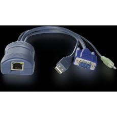 Acces module VGA, USB, audio pro AdderView KVM