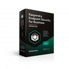 Kaspersky Endpoint Advanced 20-24 Node 1 year Nová