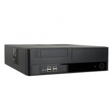 SFF In-Win BL641 black, 2xUSB 3.0, 2x2.0/300W 85+