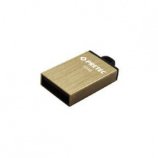 Pretec i-Disk Elite USB 2.0 16GB - zlatý