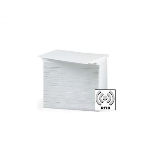 Card, 30 mil PVC, UHF RFID (NXPg2xm)-100ks