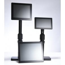 """Výškově stavitelný kov. stojan 7-10"""" LCD/Touch"""