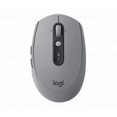 myš Logitech Wireless Mouse Silent M590 šedá