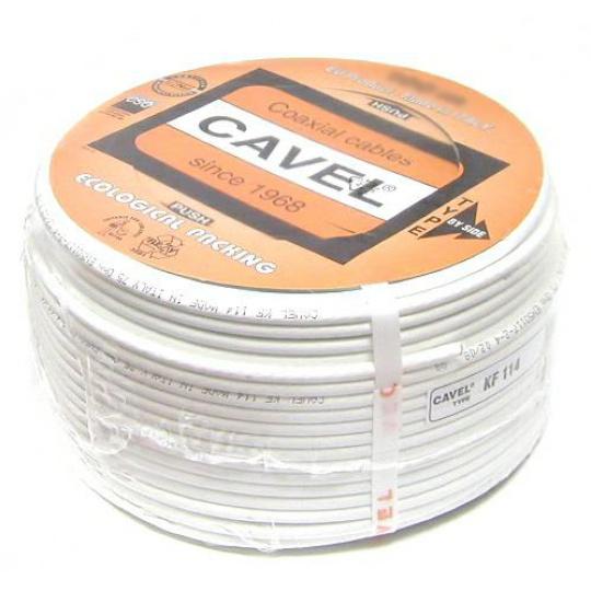 Kábel koaxiálny Cavel KF 114 250m