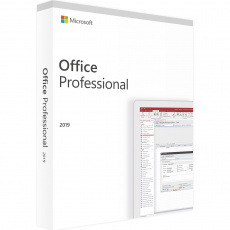 Office Pro 2019 Mac/Win All Languages, elektronická licence, Word, Excel, PowerPoint, Outlook, Publisher, Access