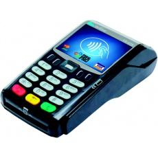 Registrační pokladna (EET CZ) s platebním terminálem FiskalPro VX675, konektivita GPRS + baterie