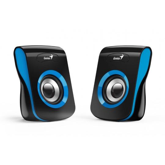 Speaker GENIUS SP-Q180, BLUE, USB, 6W