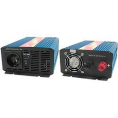 Měnič napětí Carspa P600-12, 12V/230V 600W čistá sínusovka