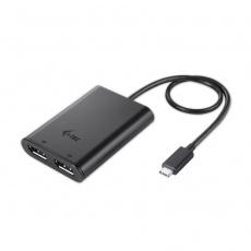 i-tec USB-C na 4K Dual Display Port adaptér