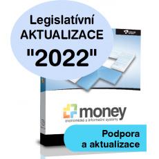 SW Money S3 - aktualizace 2022 - Kniha jízd a cestovní náhrady (1 vozidlo)