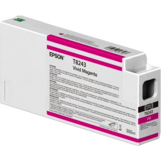 Epson Vivid Magenta T824300 UltraChrome HDX/HD 350ml