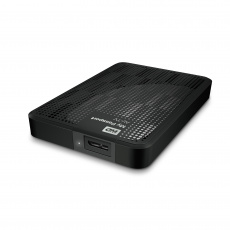 "Ext.HDD 2.5"" WD My Passport AV-TV 1TB USB3.0 černý"