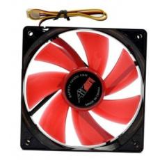 AIREN FAN RedWings80 LED RED