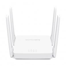Mercusys AC10 AC1200 Gb router, 2xLAN, 1xWAN, 4x pevná anténa