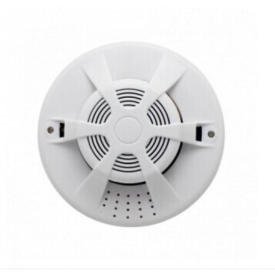 iGET SECURITY P14 - bezdrátový detektor kouře,norma EN14604:2005, samostatný nebo také pro alarm M2B