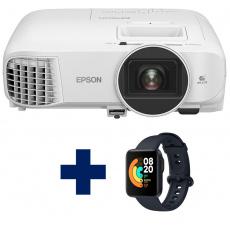 3LCD Epson EH-TW5700, FullHD, 2700 Ansi + Chytré hodinky Xiaomi Mi Watch Lite - modré