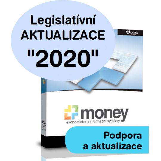 SW Money S3 - aktualizace 2020 - Další licence s PÚ