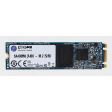 120GB SSD A400 Kingston M.2 320/500MBs