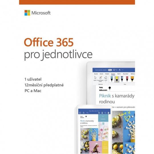 Office 365 Personal 32-bit/x64 CZ P4