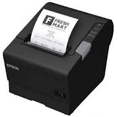 Epson pokladní termotiskárna TM-T88V, černá, USB+serial, zdroj, kabel