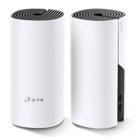 TP-Link AC1200 Whole-Home Mesh Wi-Fi System Deco M4(2-Pack), 2xGigabit port