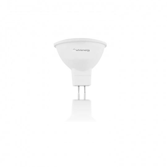 WE LED žárovka SMD2835 MR16 GU5.3 5W teplá bílá