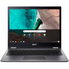 """Acer Chromebook Spin 13, CP713-1WN-59GM, 13.5T"""" QHD, i5-8250U, 8GB, 128GB, Chrome, šedý, stylus"""