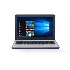 ASUS Vivobook EDU W202/11,6''/Intel N3350 (2C/2T)/4GB/64GB eMMC/CR/W10P/Blue/2Y PUR