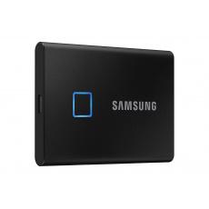 SSD 500GB Samsung externí T7 Touch, černý