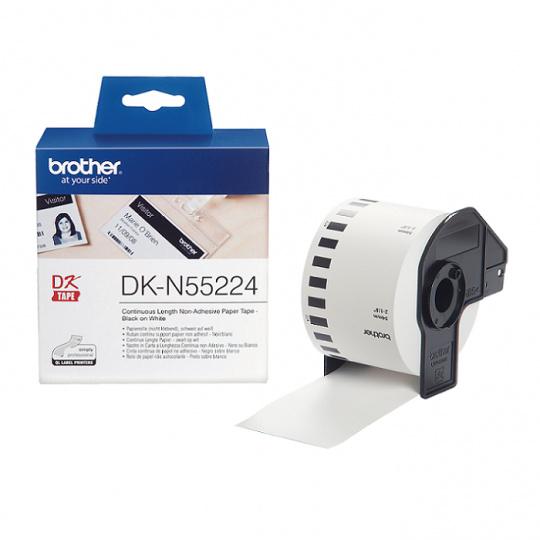 DK-N55224 (papírová role - nelepivá), 54mm)