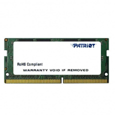 SO-DIMM 8GB DDR4-2400MHz Patriot CL17 1024x8