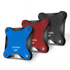 ADATA externí SSD SD600Q 480GB red
