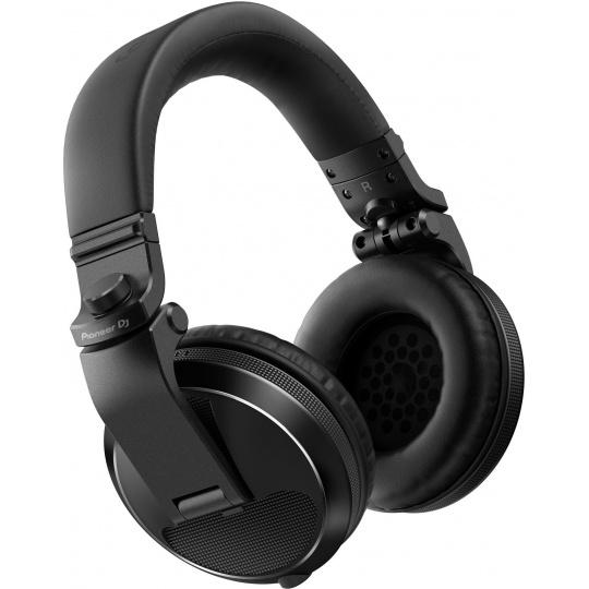 Pioneer DJ HDJ-X5 DJ sluchátka černá