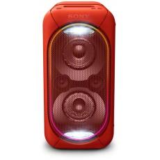 Sony Hi-Fi G-Tank GTK-XB60, USB,BT,NFC, červený