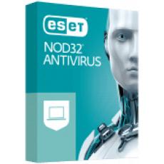 ESET NOD32 Antivirus, 1 rok, 3 unit(s)
